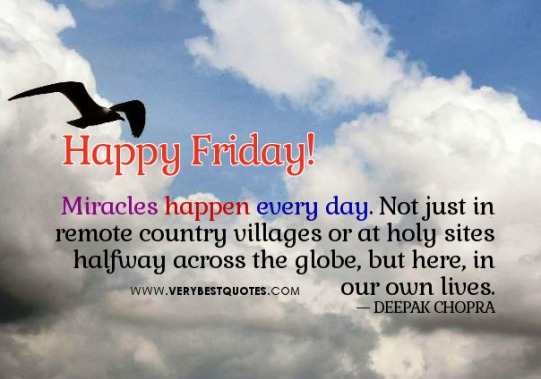Daily Thought