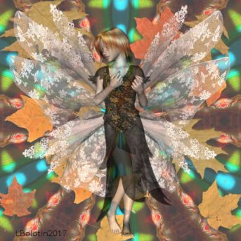 Autumn Angel