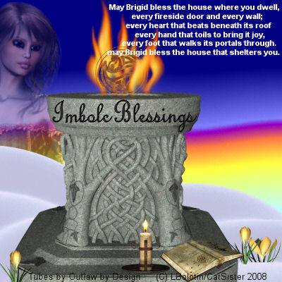 Imbolc by cat