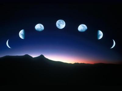 magickal graphics moon phases
